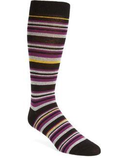 'leanor' Stripe Socks