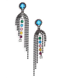 Glen Fringe Earrings
