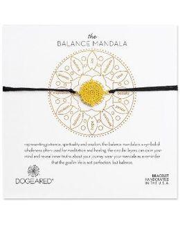 The Balance Mandala Bracelet