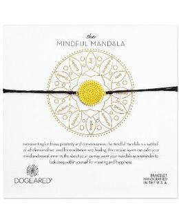 The Mindful Mandala Bracelet