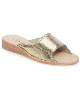 Daybird Wedge Slide Sandal