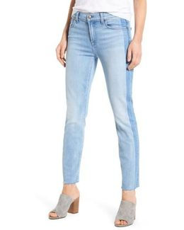 7 For All Mankind Roxanne Original Ankle Skinny Jeans