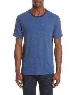Slub Cotton Jersey T-shirt