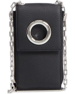 Riot Leather Wallet On A Chain