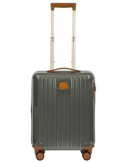 Capri 21-inch Rolling Carry-on