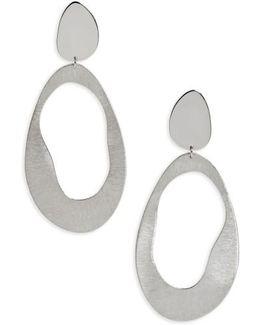 Modern Drop Earrings