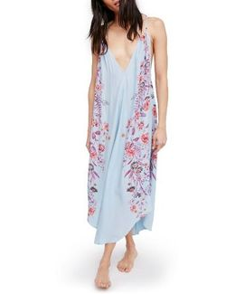 Ashbury Floral Print Slipdress
