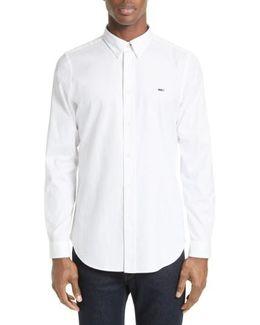 Extra Trim Fit Multi Tab Sport Shirt