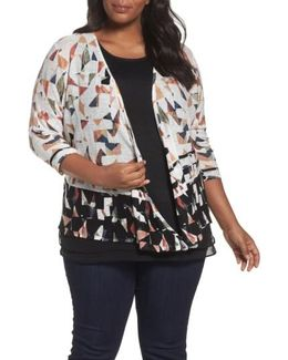 Grand View 4-way Convertible Cardigan