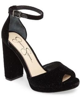 Jenee Platform Sandal