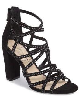 Emmi Block Heel Sandal