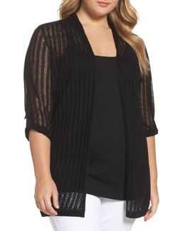 Sheer Nights Cardigan