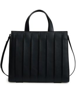 Large Whitney Leather Tote