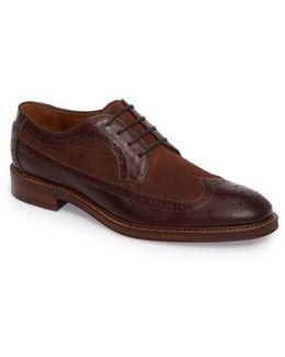 Warner Spectator Shoe