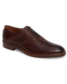 Warner Saddle Shoe