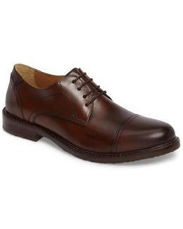 Ramsey Cap Toe Derby