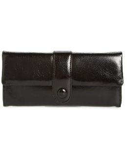 Lex Continental Leather Wallet