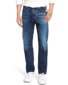 Jeans Everett Slim Straight Leg Jeans