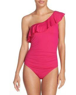 Flirtatious One-piece Swimsuit