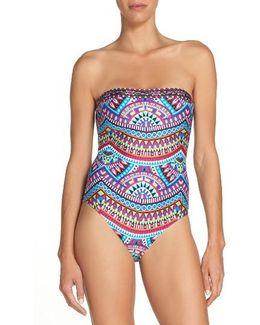 Flora Garden One-piece Swimsuit