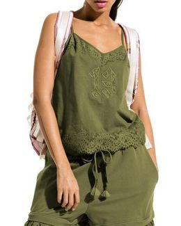 Fenty By Rihanna Lace Camisole