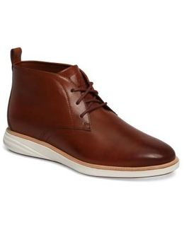 Grand Evolution Chukka Boot