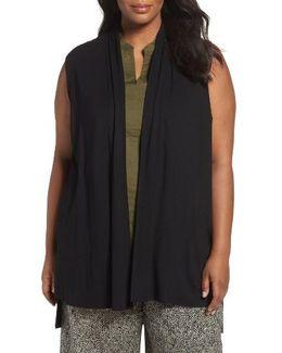 Lightweight Jersey Vest