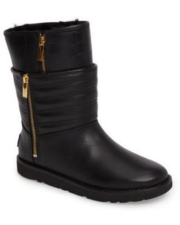 Ugg Aviva Genuine Shearling Lined Boot
