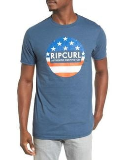 Old Glory Graphic T-shirt