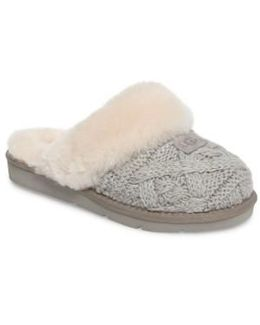 Ugg Cozy Cable Slipper