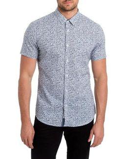 Eternal Bliss Print Woven Shirt