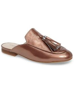 Whinnie Loafer Mule