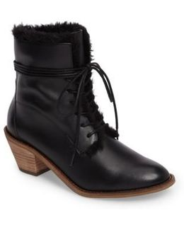 Kingsdale Lace-up Bootie