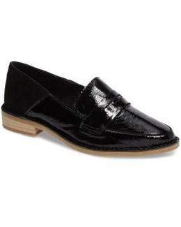 Woodside Drop Heel Loafer