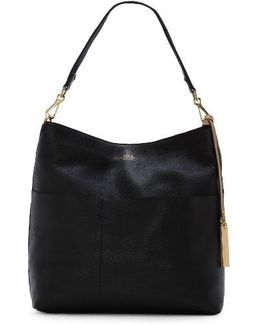 Risa Leather Hobo