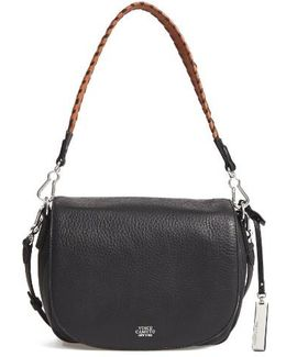 Nadja Leather Shoulder Bag