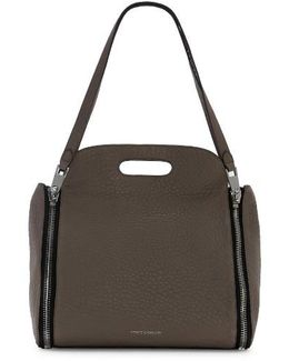 Fiel Leather Satchel