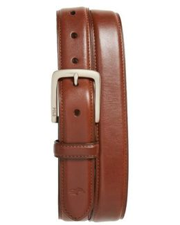 Suffield Leather Belt