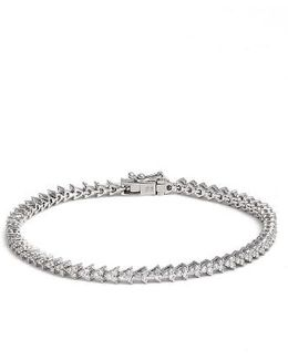 Liora Diamond Tennis Bracelet