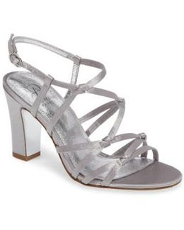 Adelson Knotted Strappy Sandal