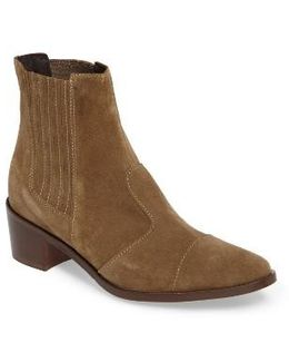 Holland Cap Toe Chelsea Boot