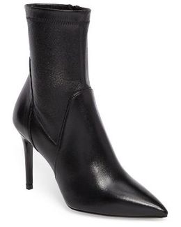 Linden Mid-calf Pointy-toe Boot
