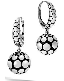 Dot Drop Earrings