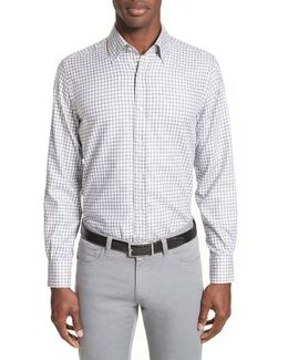 Shepherds Check Sport Shirt
