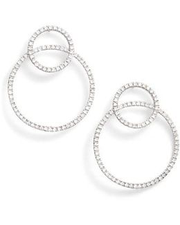Prism Double Circle Diamond Earrings (nordstrom Exclusive)