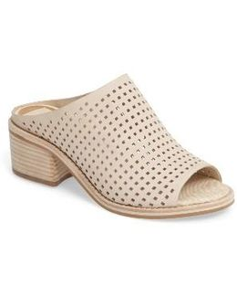 Kyla Perforated Mule