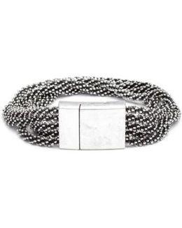 Texture Chain Bracelet
