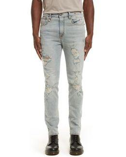 Skate Destroyed Jeans