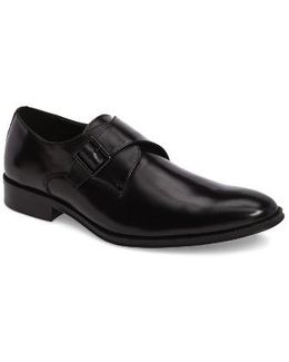 Sit-up Monk Strap Shoe