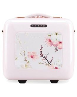 Blossoms Vanity Case